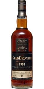 glendronach 1991 batch 5