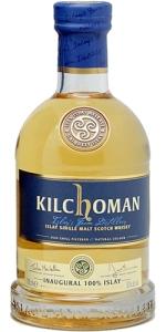kilchoman 3 inaugural