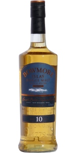 bowmore 10 tempest batch 3