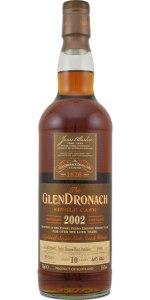 Glendronach 2002/2013 (OB, 2013, 55,6%) Cask 1988