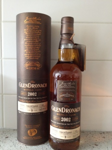 glendronach 9 virgin oak