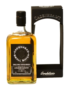 Cadenhead Longmorn small batch