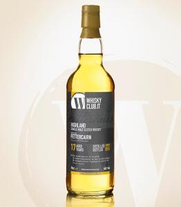 Fettercairn 1997/2015 (Whisky Club Italia, 2015, 50%)