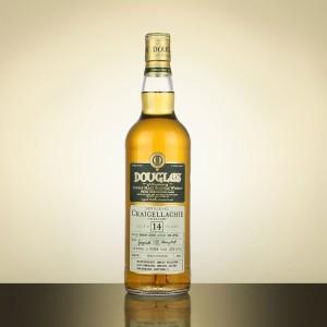 Craigellachie 2000/2014 (Douglas of Drumlanrig, 2014, 46%)