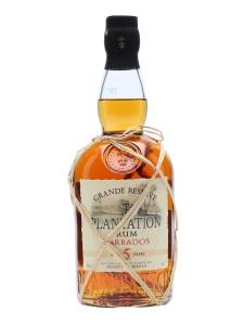 Rum Plantation Grande Réserve 5 Years (OB, 2015, 40%)