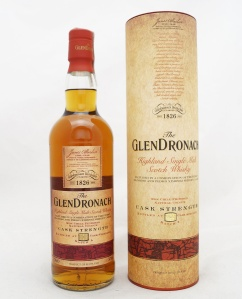 Glendronach Cask Strength Batch 4 (OB, 2015, 54,7%)