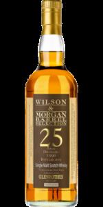 Glenrothes 1990/2015 (Wilson&Morgan, 2015, 53,3%) Cask 1609-1610